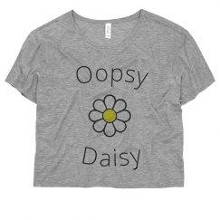 oopsy daisy tee