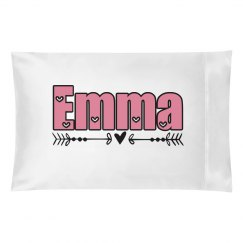 Emma pillow case