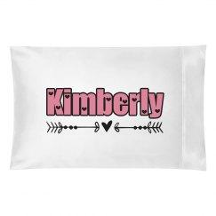 Kimberly pillow case