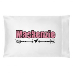 Mackenzie pillow case