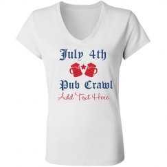 July 4th Pub Crawl