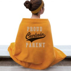 Parent Cheer Blanket