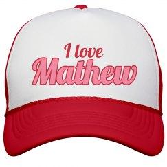 I love Mathew