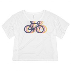 Tri Color Bike Shirt