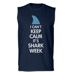 Keep Calm It's Shark Week