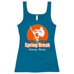 Spring Break Surfer Tank