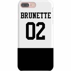 Blonde/Brunette Best Friend Cases