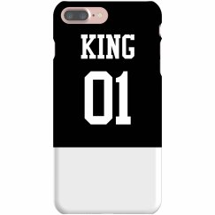 Matching Couple King/Queen Cases