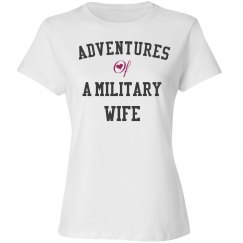 Adventures of a military wife.