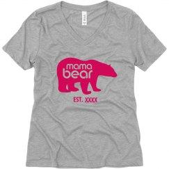 Mother's Day Mama Bear Shirt
