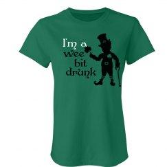 Wee Drunk Leprechaun