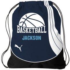 Jackson drawstring gym bag