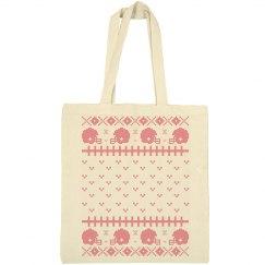 Christmas Gift Tote Bags