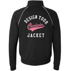 Custom Cheerleader Jacket