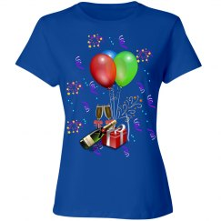 Champagne & Balloons