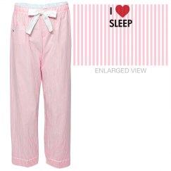 I Heart Sleep - Pants