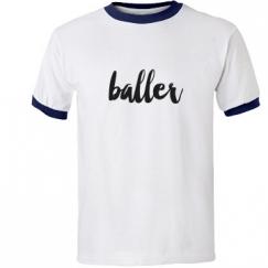 Baller Gymwear Tee