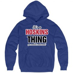 It's a Hoskins thing