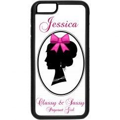 Pageant Girl's iPhone 6