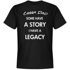 Some have a story i have legacy
