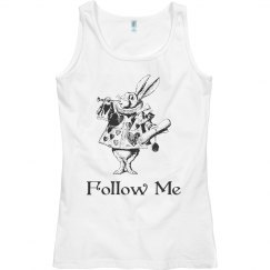 Follow Me Rabbit Tank