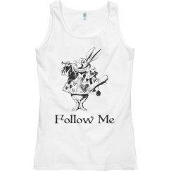 Follow Me Rabbit Tank
