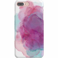 Watercolor Print Phone Case