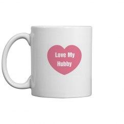 Love My Hubby Valentine Gifts