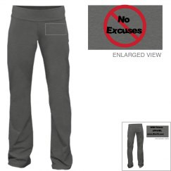 no excuses yoga pants