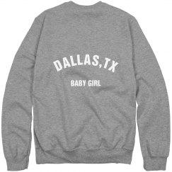 Dallas Texas, Baby Girl