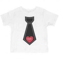 Necktie Valentine Tee