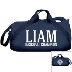 Liam, Baseball Champ