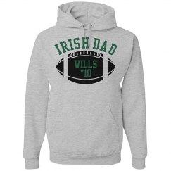 Irish Football Dad