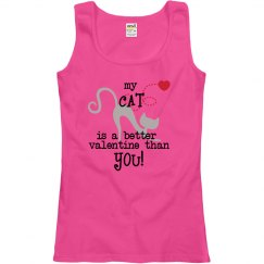 Cat is my Valentine