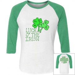 Irish Luck Tee