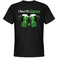 Green Beer Humor T-Shirt