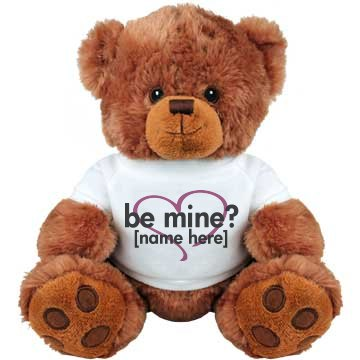 Be Mine Valentine Design