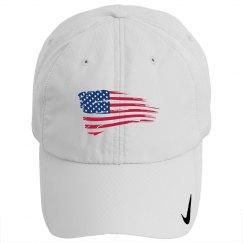 US Flag cap