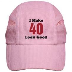I make 40 look good