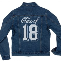 Class of 2017 Denim Jacket
