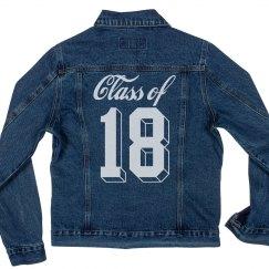 Class of 2017 Denim Jacket