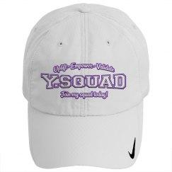 Y Squad Mascara Crew Hat