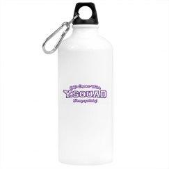 Y Squad Water Bottle