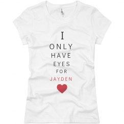 Eyes for Jayden