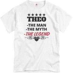 Theo - the man!