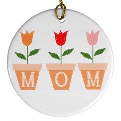 Elegant Mom Ornament