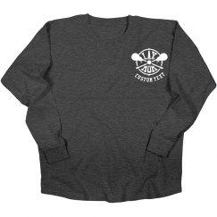 Custom Lax Mom Long-Sleeve Jersey