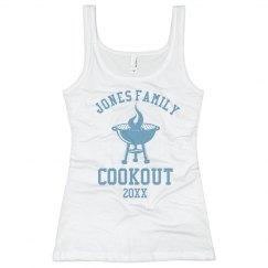 Jones Reunion Cookout