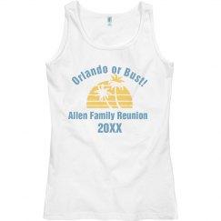 Allen Family Reunion Tank