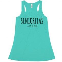 2017 Senior Girls Senioritas